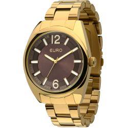 Relógio Euro Feminino Colors EU2035XZJ/4M-Dourado