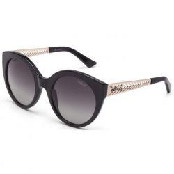 Óculos de Sol Colcci C0018 Preto Brilho com Dourado Fosco Feminino  Ref C0018A2533