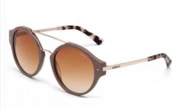 Óculos de Sol Colcci C0024 Marrom e Dourado Brilho  Ref C0024J1174