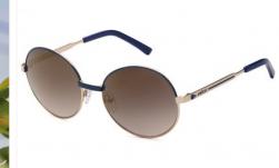 Óculos de Sol Colcci 5043 Azul e Dourado  Ref 0504314721