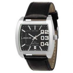 Relógio Masculino Analógico Lince Steel MQC4107S-P2PX – Preto