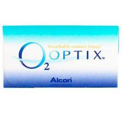 LENTE DE CONTATO O2 OPTIX (-2,50) Miopia