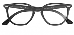 RAY.BAN  HEXAGONAL OPTICS  RB 7151 2000 52-19